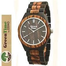 Orologio Green Time Uomo Solo Tempo ZW021F