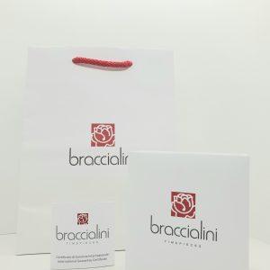 Orologio Braccialini Donna Solo Tempo BRD 101S/BN