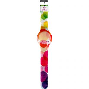 """Zitto orologio Collezione """"Caraiby"""" Caraiby Neon-Bubbles"""