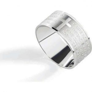 "Anello Sector Unisex ""LOVE AND LOVE"" SADO16017"