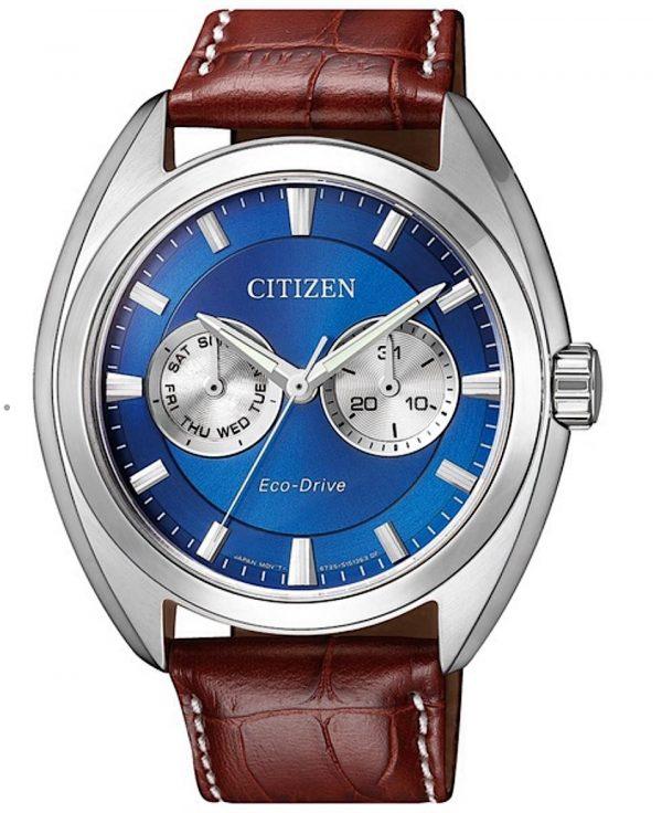 """Orologio Citizen Uomo Mulifunzione """"Collezione Of"""" BU4011-11L"""