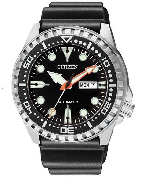 """Orologio Citizen Uomo Solo Tempo Automatico """"Marine Sport"""" NH8380-15E"""