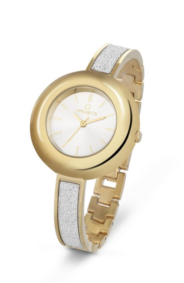 """Orologio Ops Objects Donna Solo Tempo """"Glitter Lux"""" OPSPW-335-3200"""