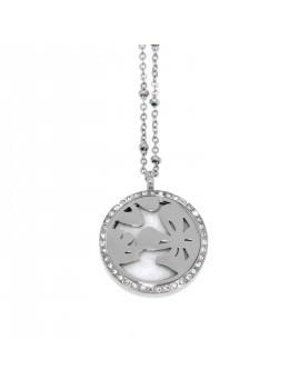 "Collana Essesteel Jewels Donna ""Parfum Collection Fiori"" PARFCL01-36"