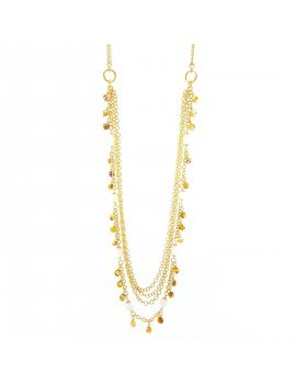 """Collana Essesteel Jewels Donna """"Stone Collection"""" SCCOL012-56"""