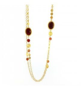 """Collana Essesteel Jewels Donna """"Stone Collection"""" SCCOL013-56"""
