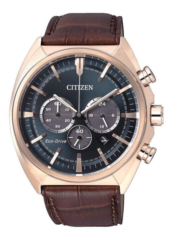 """Orologio Citizen Uomo Crono Eco-Drive """"Crono 4280"""" CA4283-04L"""