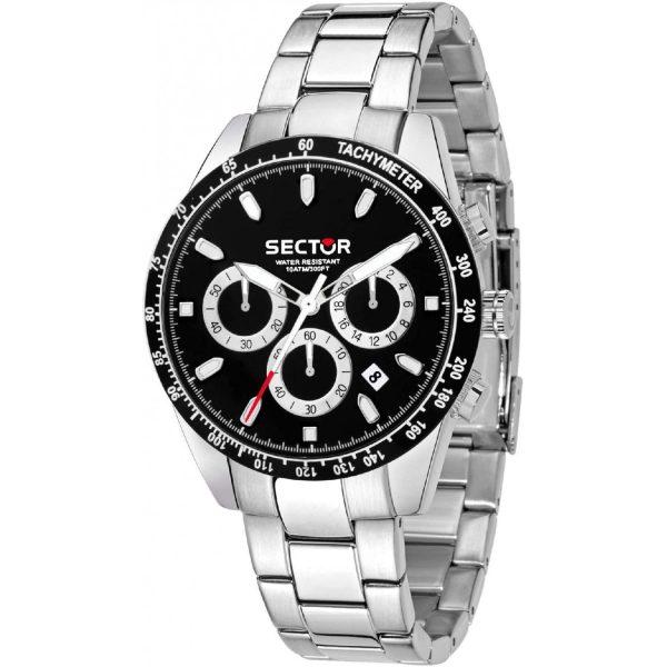 "Orologio Sector Uomo Crono ""245 Experience Sport"" R3273786004"