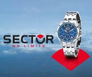 "Orologio Sector Uomo Crono ""650"" R3273962001"