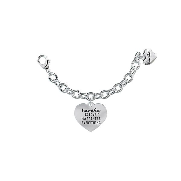 """Bracciale 2Jewels """"Together"""" My Family 131059"""