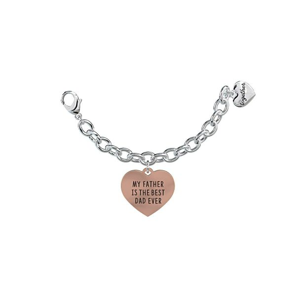 """Bracciale 2Jewels """"Together"""" My Family 131047"""