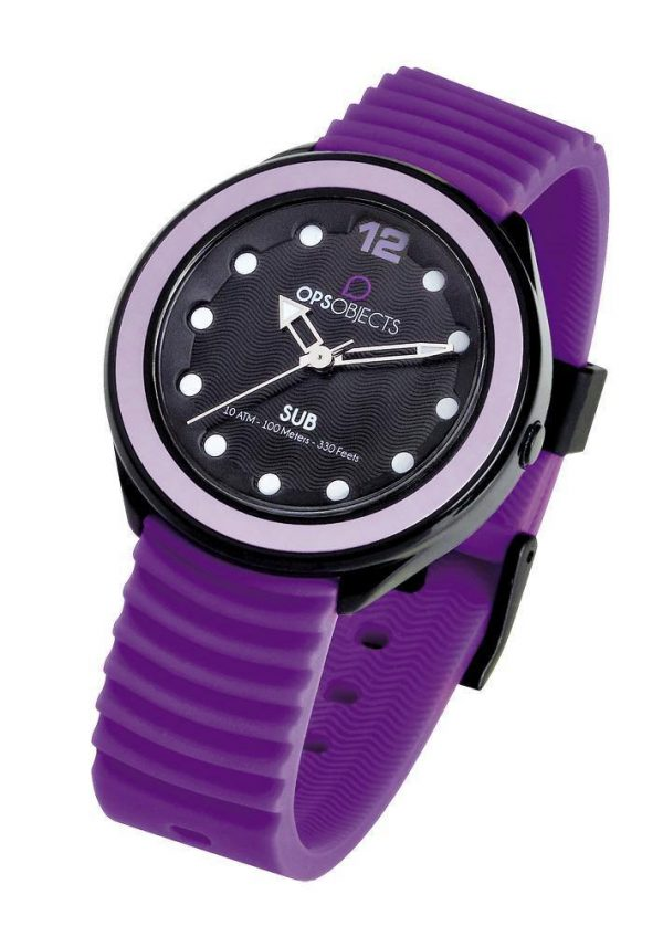 """Orologio Ops Objects Uomo Solo Tempo """"Sub"""" OPSSUB-11-2450"""