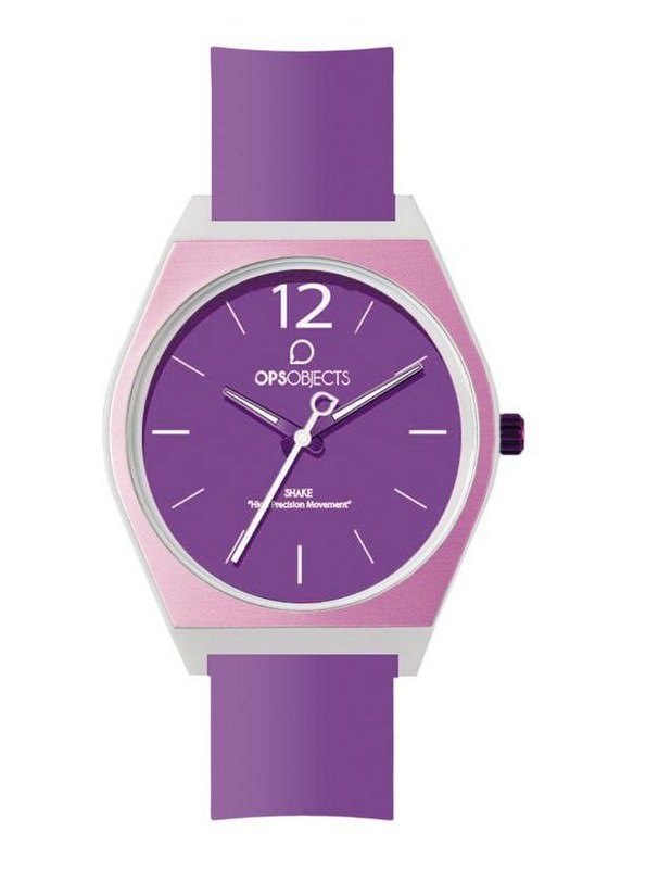 """Orologio Ops Objects Donna Solo Tempo """"Shake"""" OPSSHL-01-2200"""