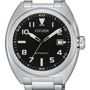 """Orologio Citizen Uomo Solo Tempo Automatico """"Urban Automatico"""" NJ0100-89E"""