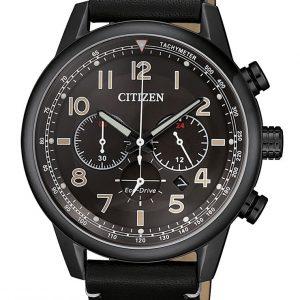"""Orologio Citizen Uomo Crono Eco-Drive """"Military"""" CA4425-28E"""