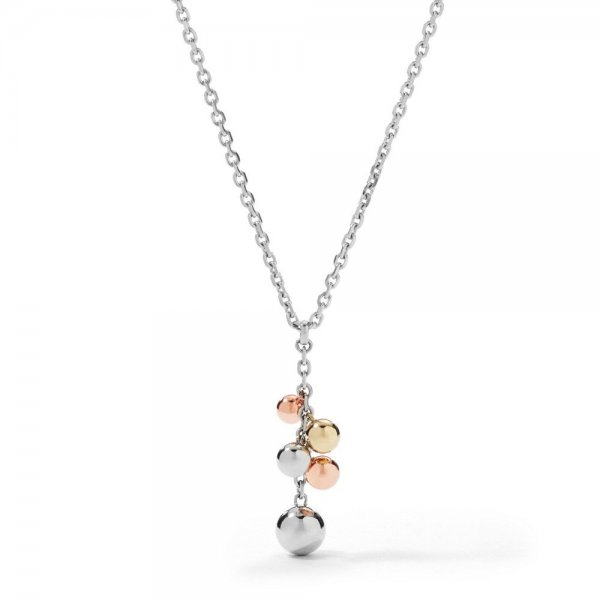 """Collana Fossil Donna """"Classic Metal"""" JF01317998"""