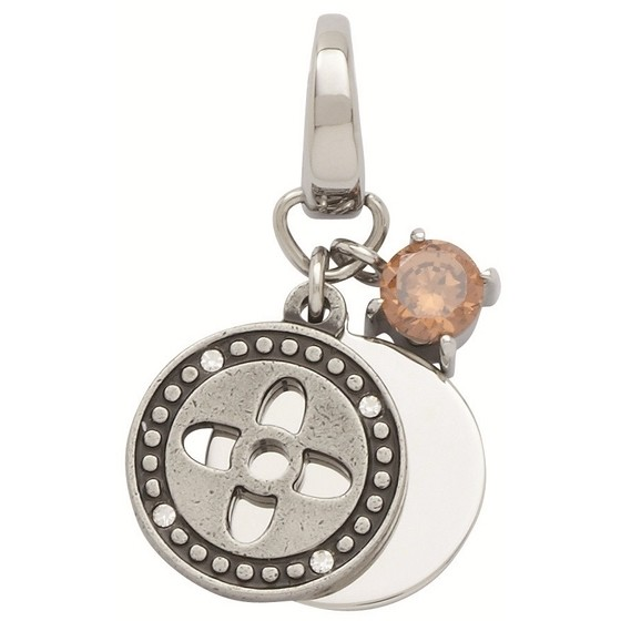 """Charms Fossil """"Button"""" JF86787040"""