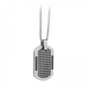 "Collana 2Jewels Uomo ""Manhattan"" 251361"