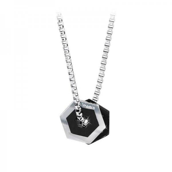"Collana 2Jewels Uomo ""Hexagon"" 251331"