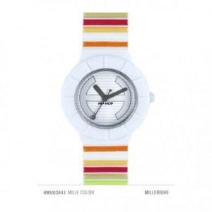 """Orologio Hip-Hop Solo Tempo """"Millerighe"""" HBU0344"""