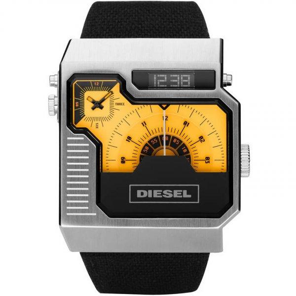 """Orologio Diesel Uomo Multifunzione Analogico Digitale """"Man Collection"""" DZ7223"""