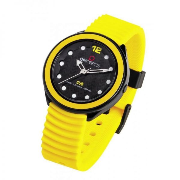 """Orologio Ops Objects Uomo Solo Tempo """"Sub"""" OPSSUB-02-2450"""
