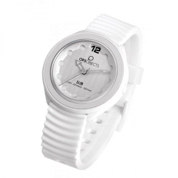 """Orologio Ops Objects Uomo Solo Tempo """"Sub"""" OPSSUB-06-2450"""