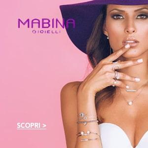 Mabina GIoielli Donna