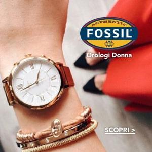 Orologi Fossil Donna