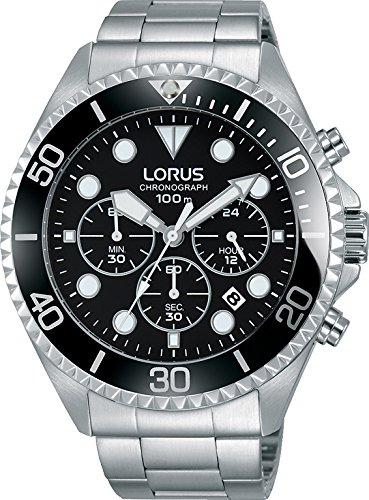 "Orologio Lorus Uomo Cronografo ""Feautures"" RT319GX9"