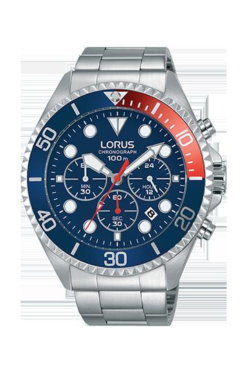 "Orologio Lorus Uomo Cronografo ""Feautures"" RT317GX9"
