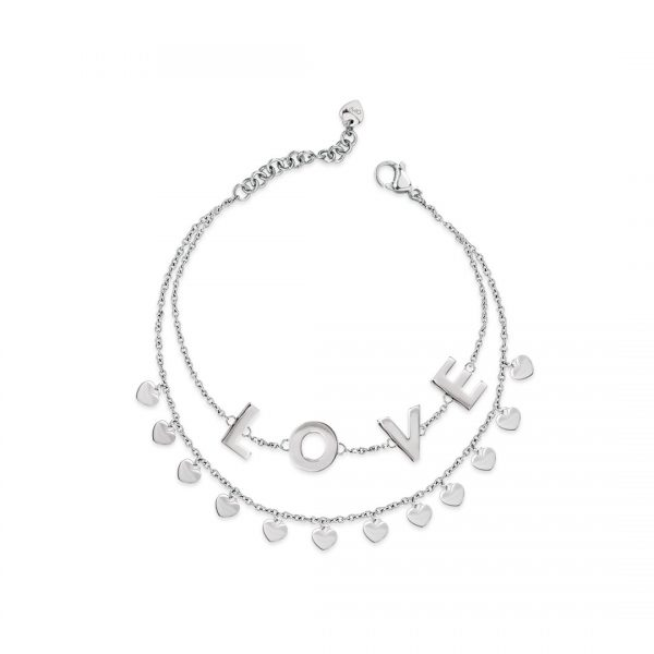 "Bracciale Ops Object Donna ""Love Fool"" OPSBR-658"