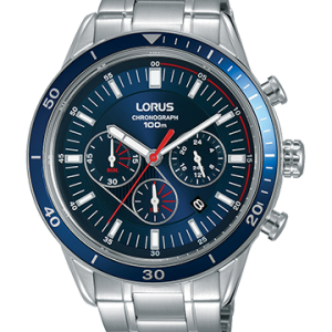 "Orologio Lorus Uomo Cronografo ""Sports"" RT303HX9"