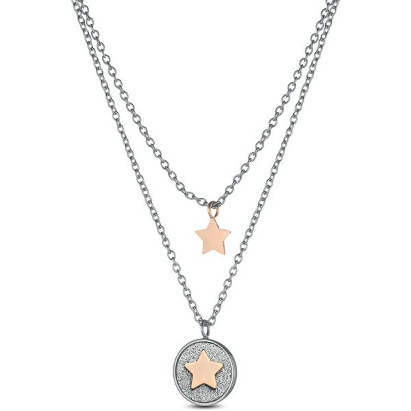 "Collana Ops Object Donna ""Glitter Coin"" OPSCL-600"