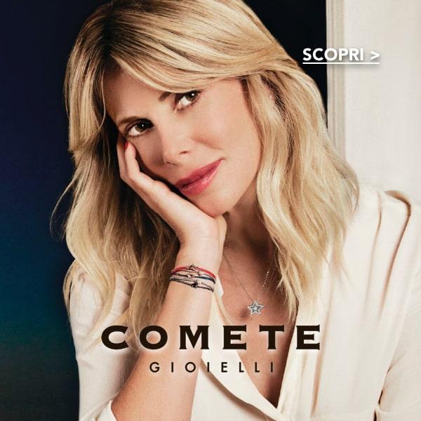 """Collana Donna Comete Gioielli """"Stella"""" GLA 184"""