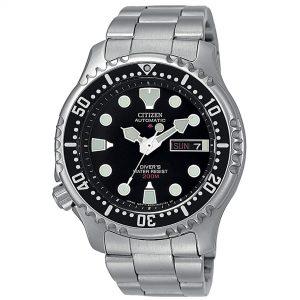 Orologio Citizen Uomo Automatico Solo Tempo Diver's Promaster NY0040-50E