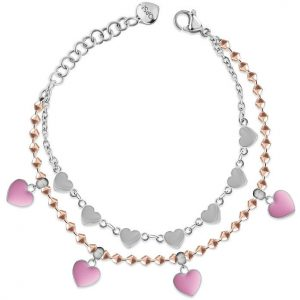 "Bracciale Donna Ops Object ""Twice Candy"" OPSBR-697"
