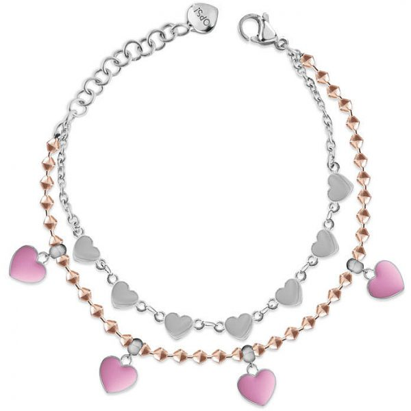 """Bracciale Donna Ops Object """"Twice Candy"""" OPSBR-697"""