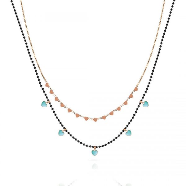 "Collana Ops Object Donna ""Twice Candy"" OPSCL-696"