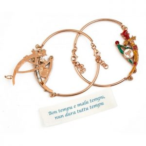 "Bracciale Uomo Donna Caretta Caretta Jewelry ""Scrigno"" D10"