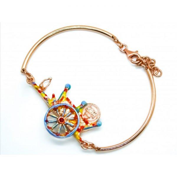 """Bracciale Donna Caretta Caretta Jewelry """"Scrigno"""" D14"""