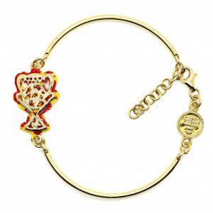 """Bracciale Uomo Donna Caretta Caretta Jewelry """"Barocco Siciliano"""" AD27"""