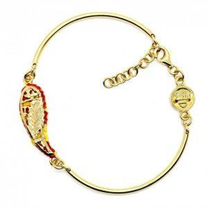 """Bracciale Uomo Donna Caretta Caretta Jewelry """"Barocco Siciliano"""" AD31"""