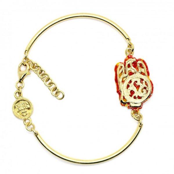 """Bracciale Uomo Donna Carette Caretta Jewelry """"Barocco Siciliano"""" AD25"""