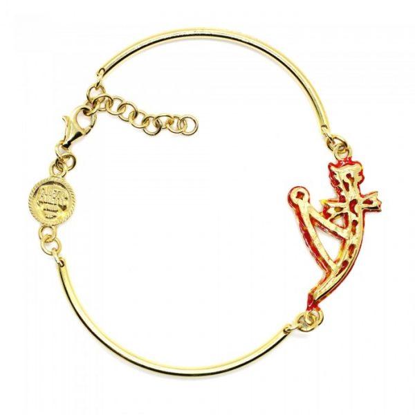 """Bracciale Uomo Donna Caretta Caretta Jewelry """"Barocco Siciliano"""" AD29"""