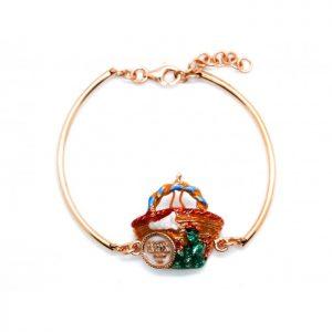 """Bracciale Donna Caretta Caretta Jewelry """"Scrigno"""" D17"""