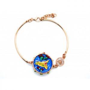 """Bracciale Donna Caretta Caretta Jewelry """"Scrigno"""" D27"""