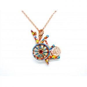 "Collana Donna Caretta Caretta Jewelry ""Scrigno"" D13"