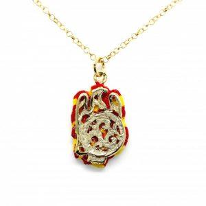 """Bracciale Uomo Donna Caretta Caretta Jewelry """"Barocco Siciliano"""" AD26"""