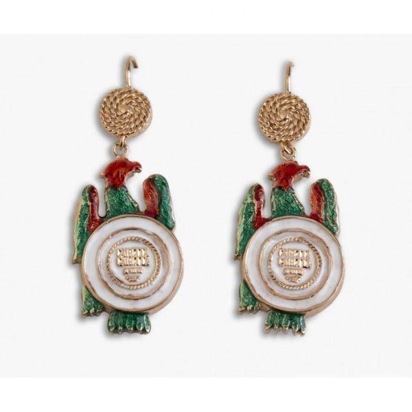 """Orecchini Donna Caretta Caretta Jewelry """"Scrigno"""" D06"""